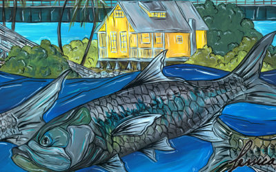The 25th Annual Pigeon Key Art Festival- A Big Show For A Tiny Island.