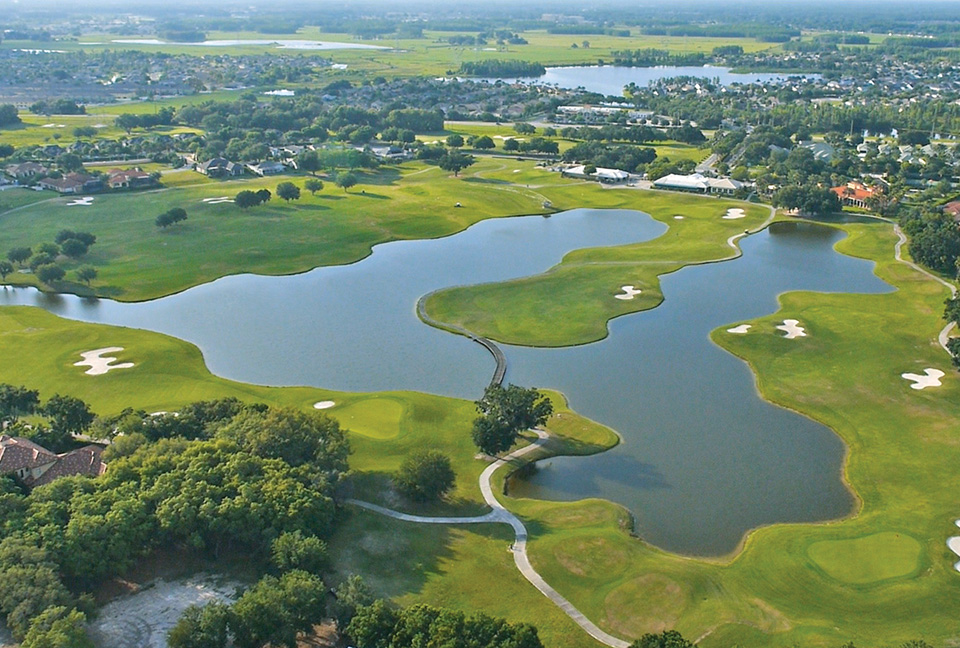 Off the Rock – Tampa's Fox Hollow Golf Course