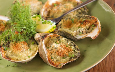 Oysters Rockefeller – Square Grouper, Islamorada