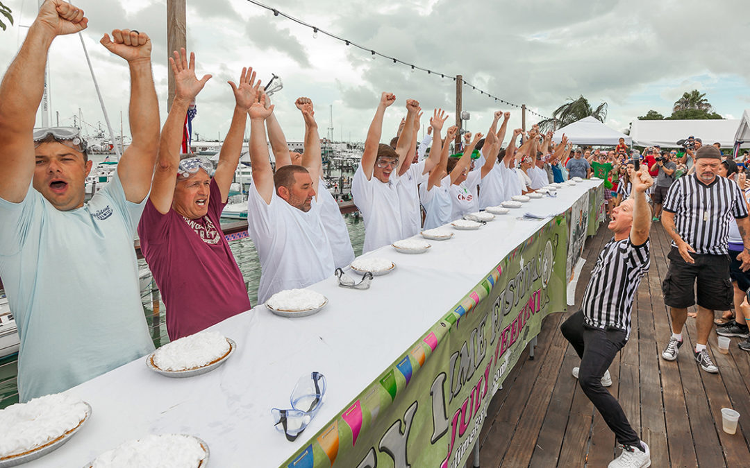 America's Favorite Citrus Celebration! Key West's Key Lime Festival