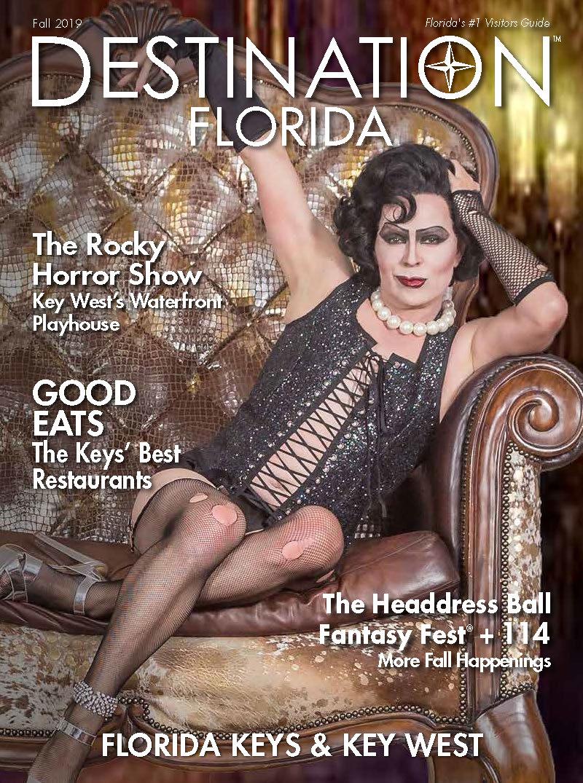 Destination Fall 19 cover