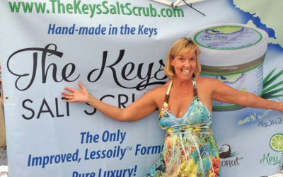 This Is It! The Genuine Keys Salt Scrub