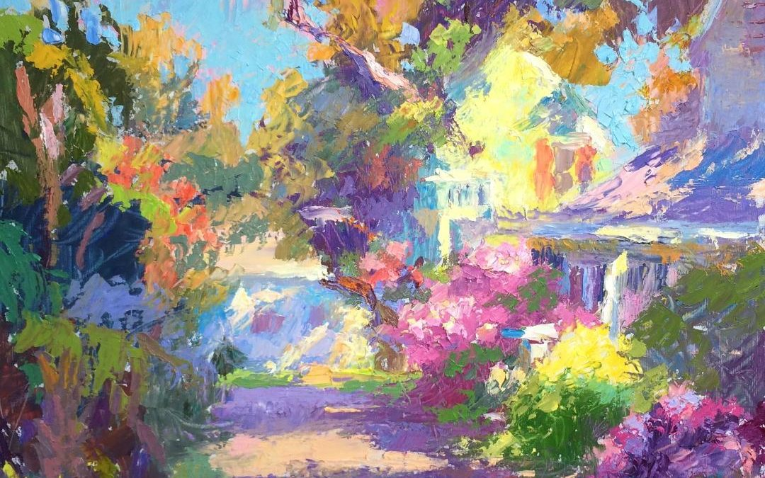 Seeing the Light – Master Impressionist John Clayton