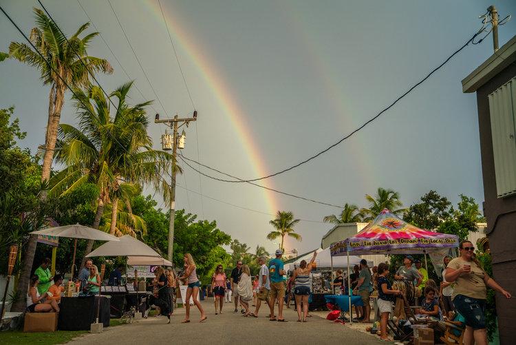 Rocking Islamorada– Morada Way's Arts & Cultural District