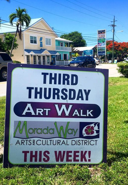 Islamorada art walk