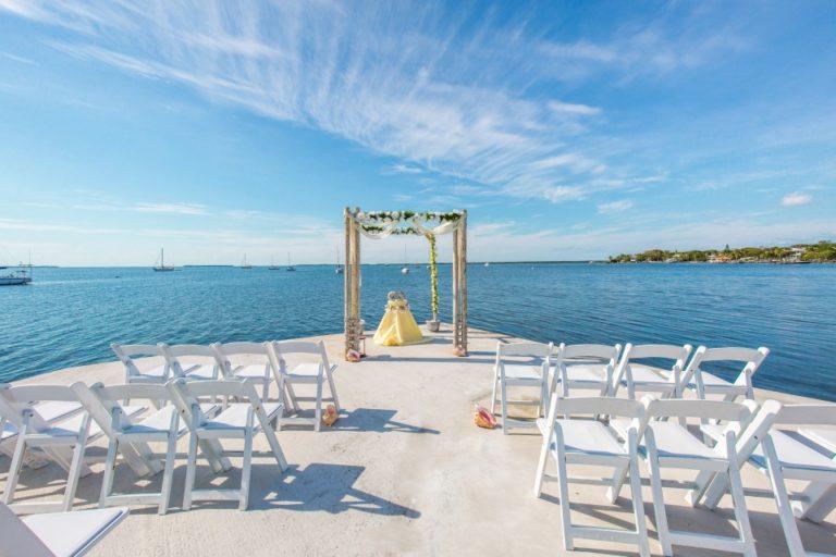 Dream Bay Resort wedding