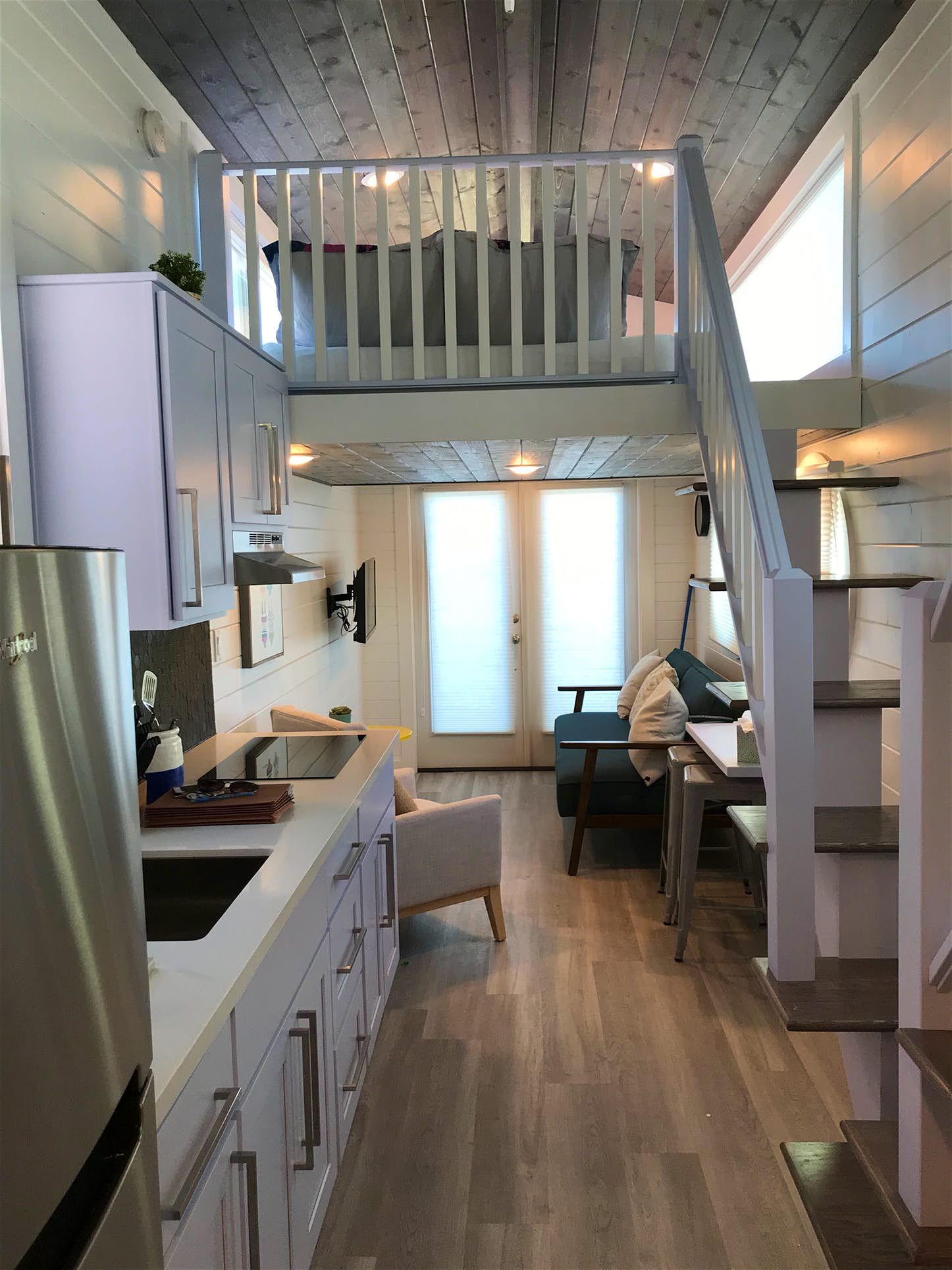 Tiny House Lucy Internal