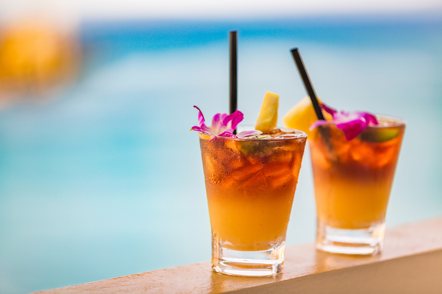 Bottoms Up! Fun Cocktail Recipes from the Florida Keys