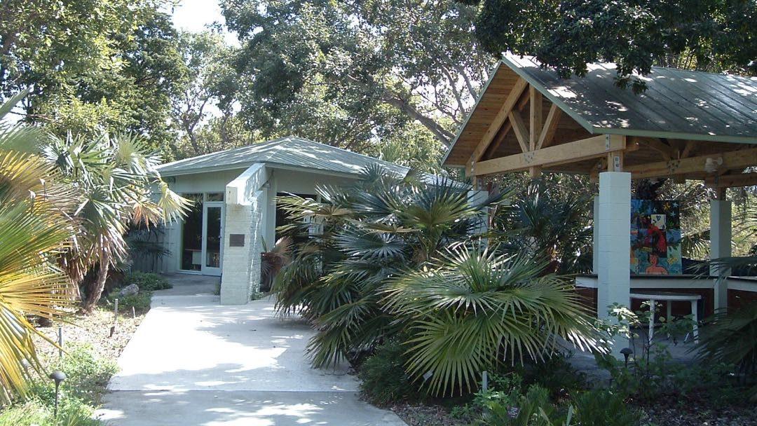 Nature Chapel Pavilion